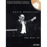 THE BEST OF ENNIO MORRICONE + CD