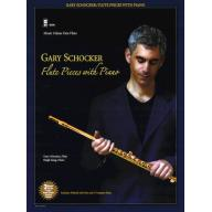 Gary Schocker Flute Pieces with Piano