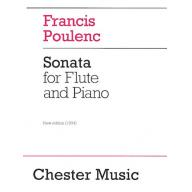 Francis Poulenc Sonata for Flute and Piano