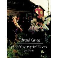 Edvard Grieg Complete Lyric Pieces for Piano