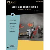 【Faber】Piano Adventure – Scale and Chord Book 3