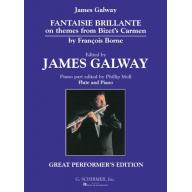 Fantaisie Brilliante on Themes from Bizet's Carmen