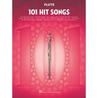 101 Hit Songs for Flute