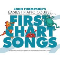 John Thompson's First Chart Songs