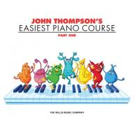John Thompson's Easiest Piano Course <Part 1>