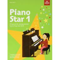 ABRSM Piano Star - Book 1