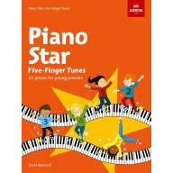ABRSM Piano Star Five Finger Tunes