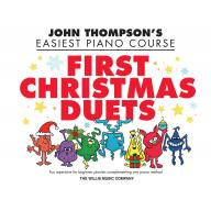 John Thompson's First Christmas Duets
