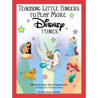 Teaching Little Fingers to Play More Disney Tunes(...