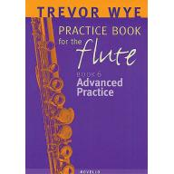 TREVOR WYE Practice Book for the Flute Book 6