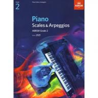 ABRSM 英國皇家 鋼琴音階 Piano Scales & Arpeggios from 2021...