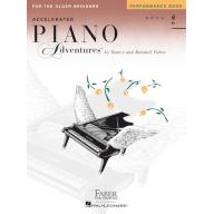 【Faber】Accelerated Piano Adventure – Performance B...