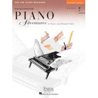 【Faber】Accelerated Piano Adventure – Theory Book 2