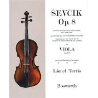 Ševčík for Viola Op.8