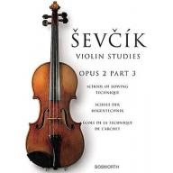 Ševčík Violin Studies Op.2 Part 3