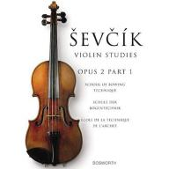 Ševčík Violin Studies Op.2 Part 1
