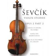 Ševčík Violin Studies Op.2 Part 2