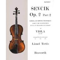 Ševčík Viola Studies Op.2 Part 2