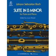 Suite In B Minor for Flute and Piano