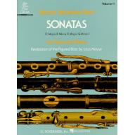 Sonatas for Flute and Piano Vol.II