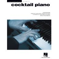 Cocktail Piano , Jazz Piano Solos Series Volume 31