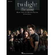 Twilight-the score Piano Solo