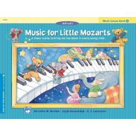 Music for Little Mozarts【Music Lesson Book】 3
