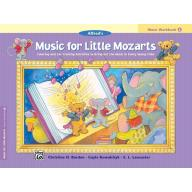 Music for Little Mozarts【Music Workbook】 4