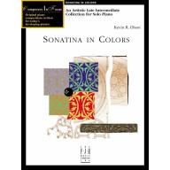 Kevin Olson - Sonatina in Colors